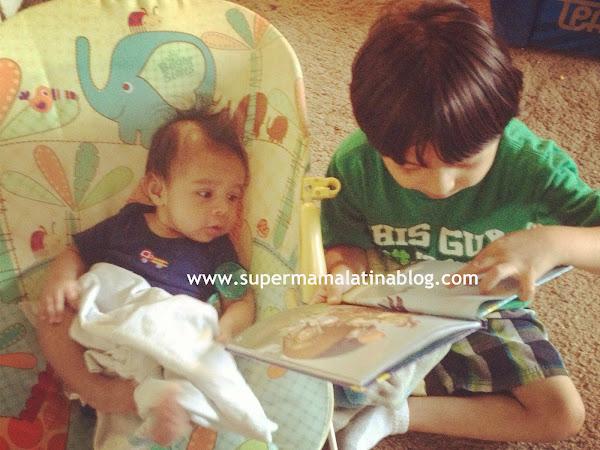 Actividades para enseñarles el español a nuestros hijos