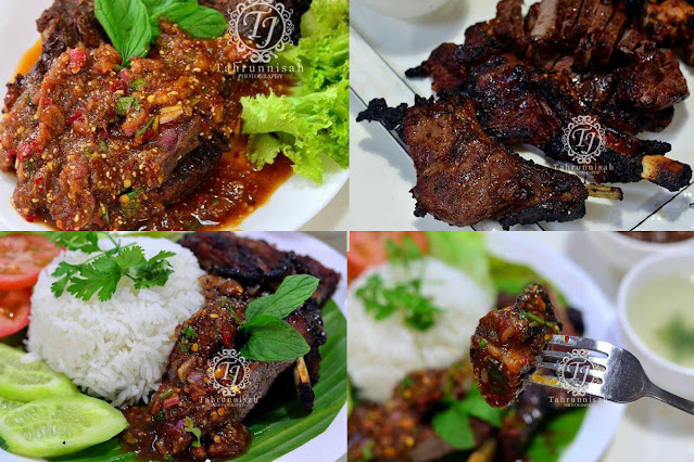 buat daging bakar harimau menangis dimakan  thai cili sos  enak Resepi Ikan Bakar Utara Enak dan Mudah
