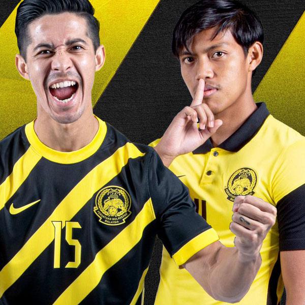 Malaysia 2020-2022 Nike Kit - DLS2021