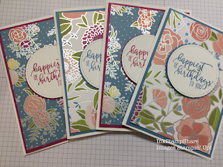 Matching Card Set using Sweet Soiree DSP