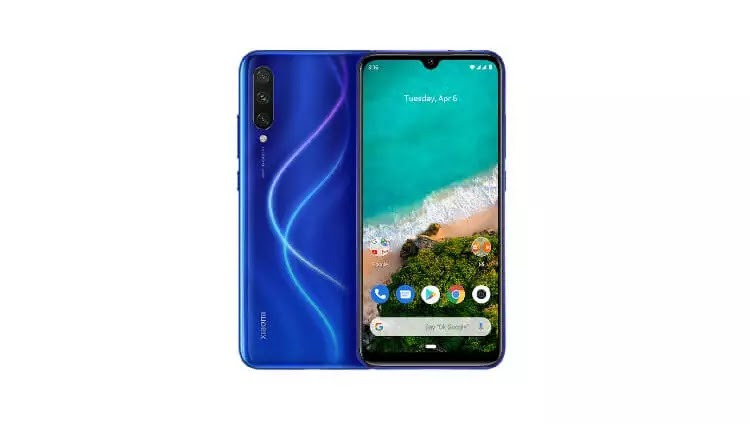 Xiaomi Mi A3 Android One Now Official