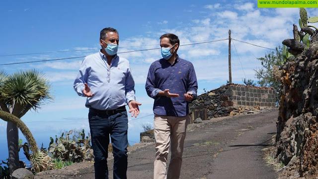 Mariano H. Zapata visita Puntagorda