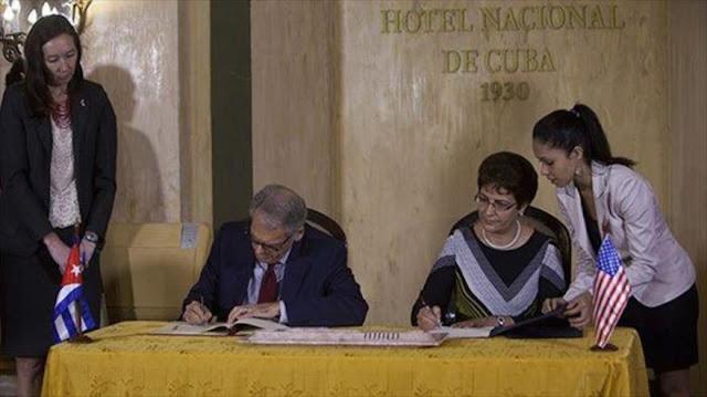 Cuba y EEUU acuerdan cerrar litigio marítimo en golfo de México