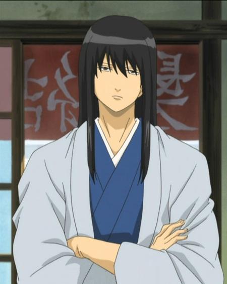 คาซึระ โคทาโร่ (Katsura Kotarou: 桂 小太郎)