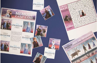 frozen 2 printable activities