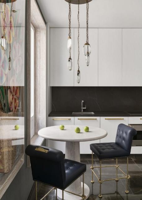 Pablo Paniagua kitchen Design via Belle Vivir