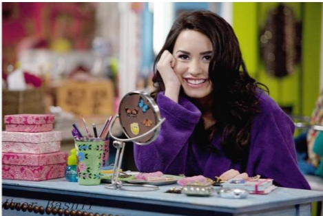 Demi Lovato: I learned to cry