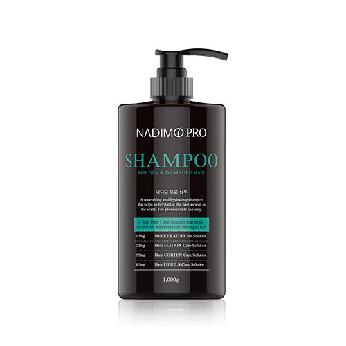 Dầu gội đầu Nadimo Pro Shampoo xuất xứ Hàn Quốc ( Made in Korea )
