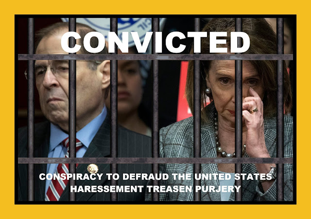 Memes: JERRY NADLER AND NANCY PELOSI CONVICTED