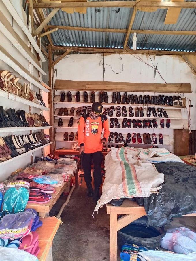 Kapolres Timor Tengah Selatan Ajak Masyarakat Berpartisipasi Penyemprotan Densinfektan