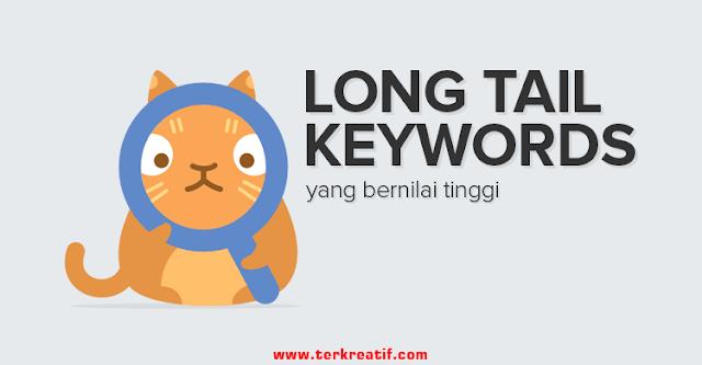 3 langkah menemukan long tail keywords