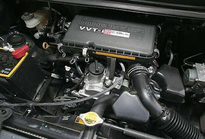 pemeriksaan komponen sistem bahan bakar avanza