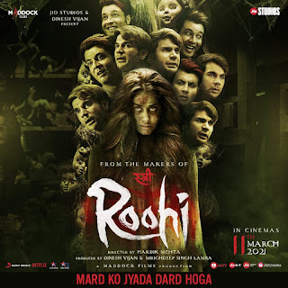 Download Roohi (2021) Full Movie Hindi 480p 400MB HDCAM