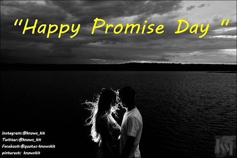 Promise Day 2020 Images with Quotes and Wallpaper