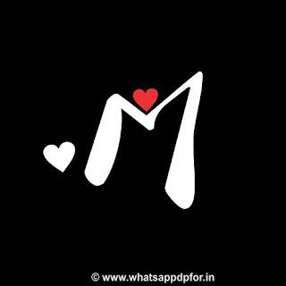 m-letter-images