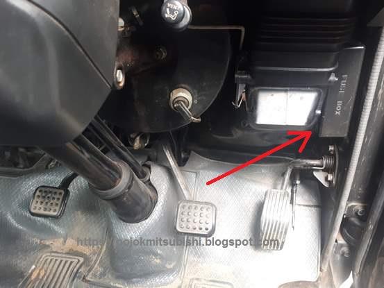 Dimana Letak Sekring Mobil L300 Dan Pakai Sekring Berapa Ampere