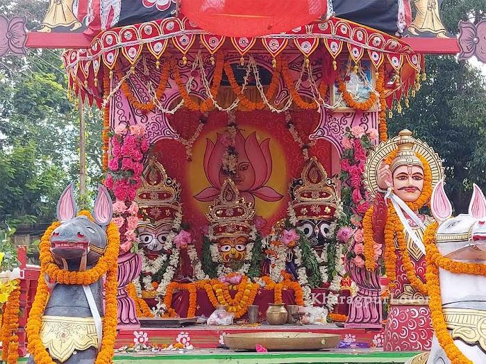 Kharagpur Jagannath Rath Yatra 2020