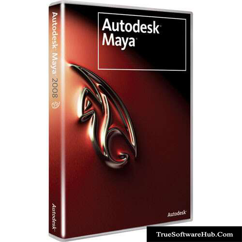 AutoDesk Maya 2008 Full Version Download