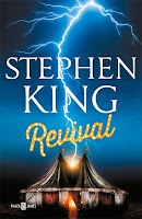 Portada de Revival de Stephen King