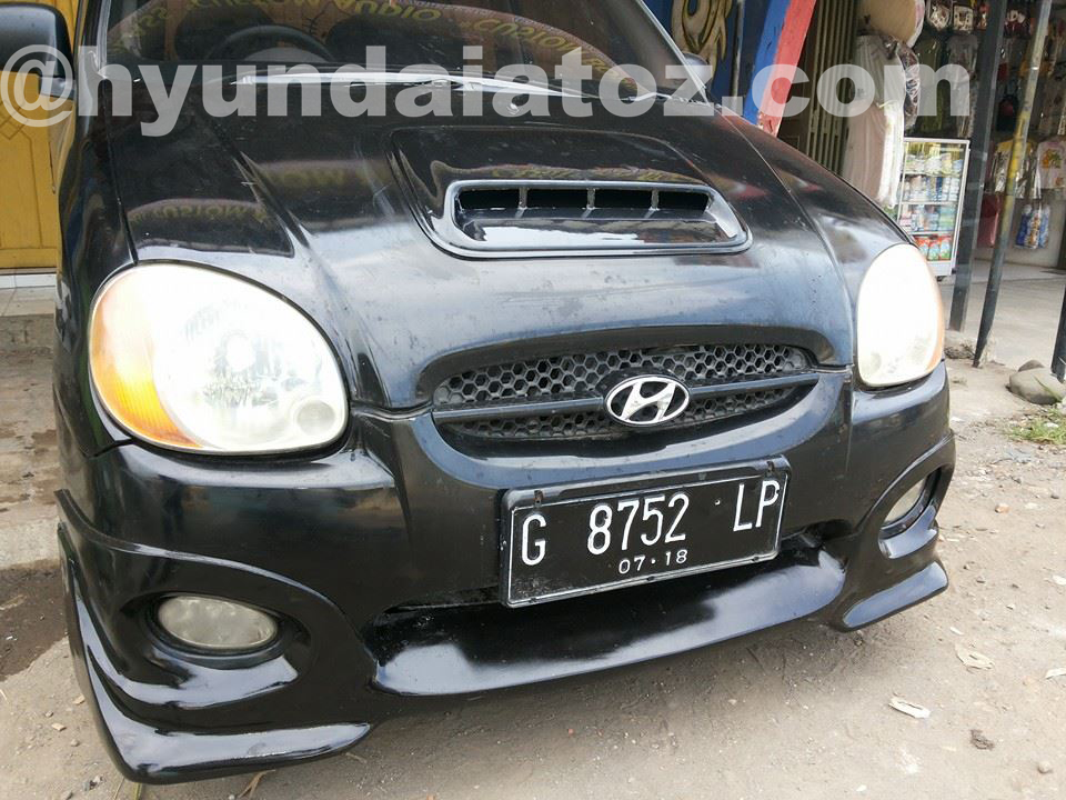 Modifikasi Hyundai Atoz