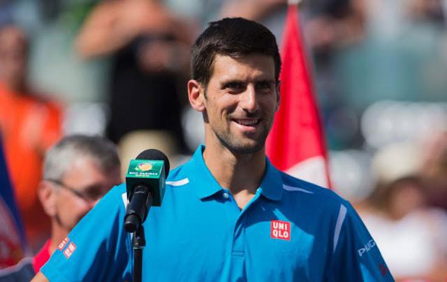 Los tenistas deben ganar más que las tenistas según Djokovic