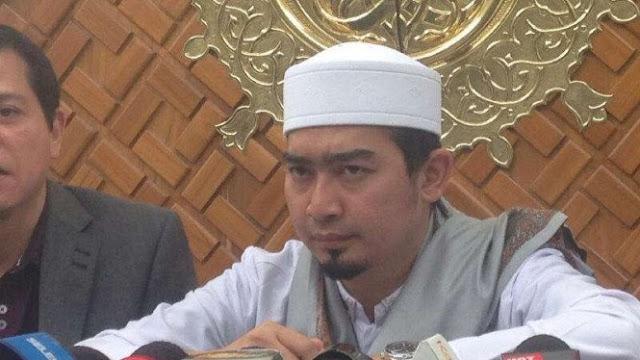 Ustaz Solmed Ungkap Alasannya Tak Ada di Pemakaman Ustaz Arifin Ilham