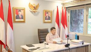 Menteri Suharso Menyampaikan Arah Kebijakan dan Strategi Pengembangan UMKM dalam RPJMN 2020-2024