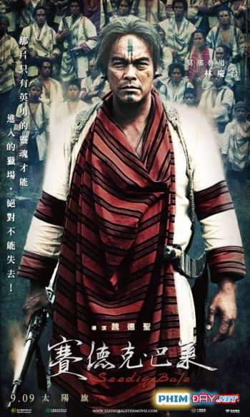 Hào Khí Chiến Binh - Warriors of the Rainbow: Seediq Bale (2011)