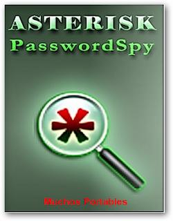 Asterisk Password Spy Portable