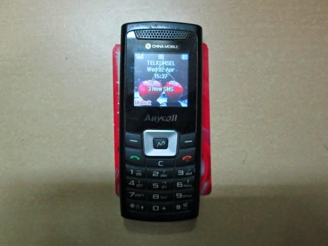 hape jadul Samsung SGH-CC03 anycall
