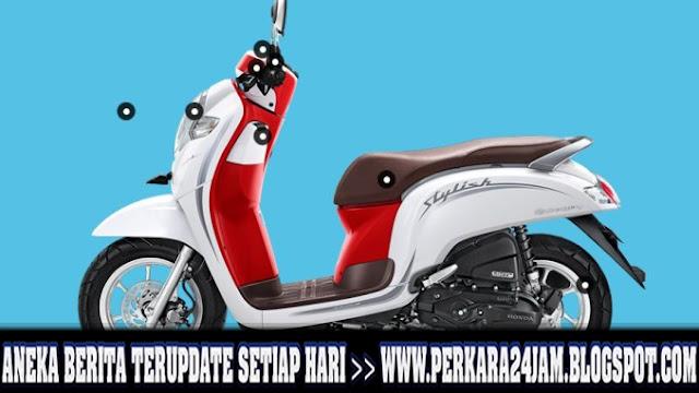 Honda Scoopy Merah Putih Hadir Jelang Hari Kemerdekaan RI
