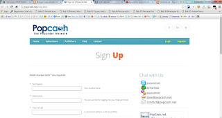 Rahasia Meningkatkan Pendapatan Dollar di Popcash.net
