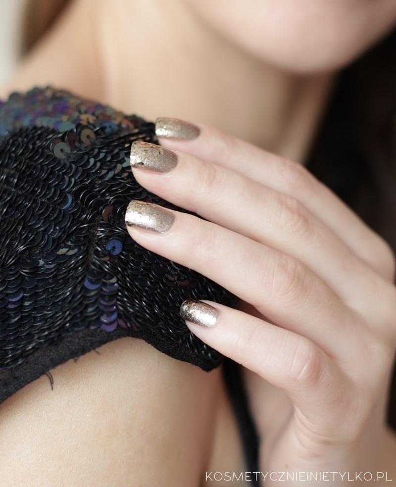 Zdobienie paznokci na sylwestra