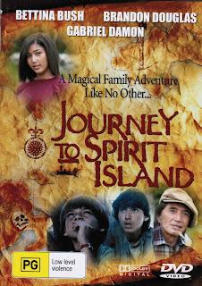 Путешествие на Остров Духов / Journey to Spirit Island.