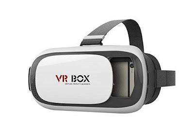 MKSC Enterprises 3D Glasses Virtual Reality Box