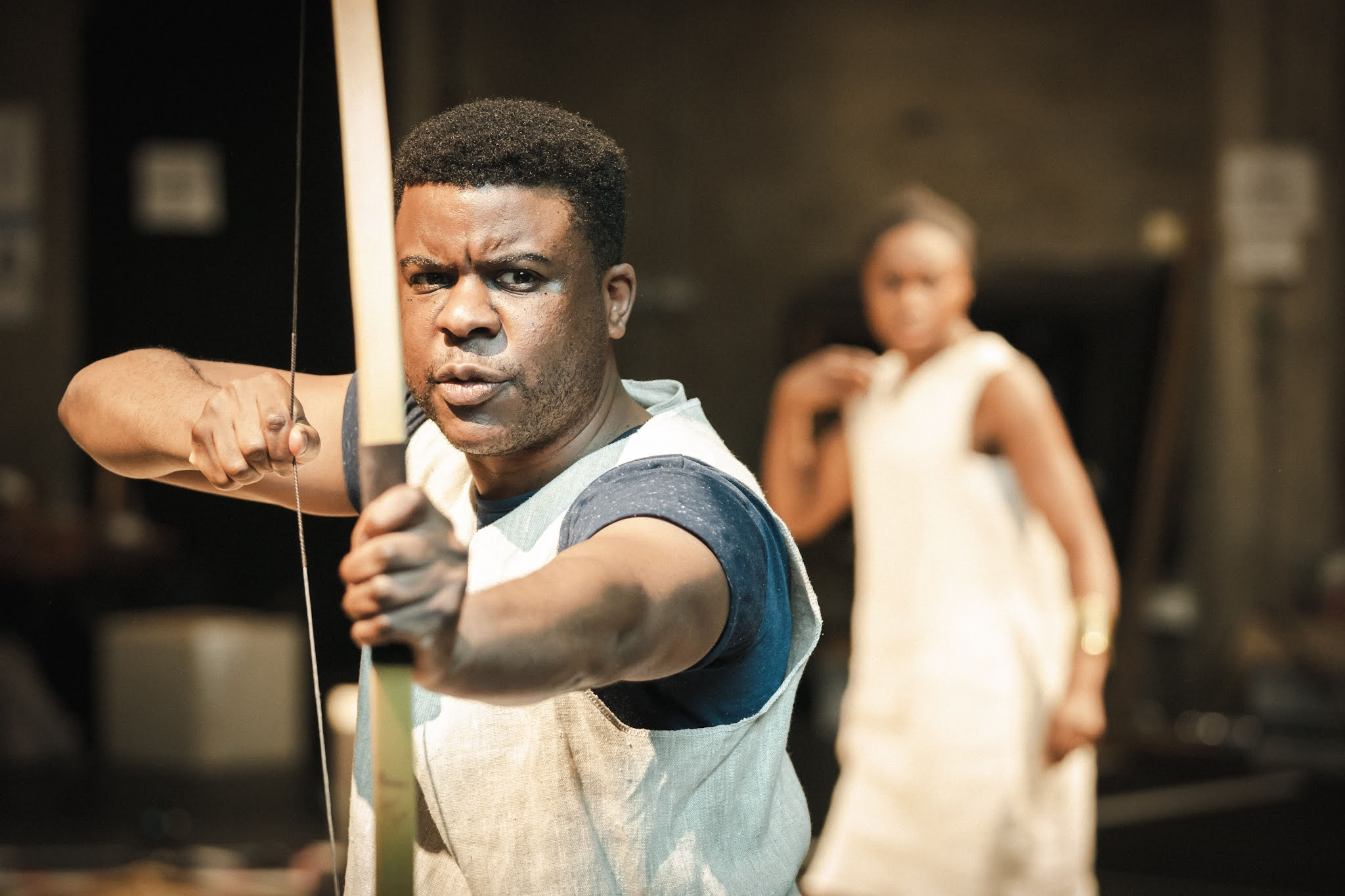 Select socially distanced performances for Young Vic's Changing Destiny