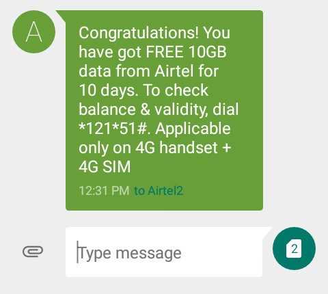 Re_Updated) 4G speed UC Browser Free for AirTel (july, 2019