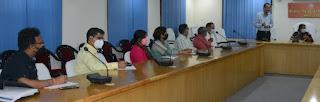 #JaunpurLive : सामाजिक सेवाओं में योगदान पर विशेष ध्यान दें: डॉ.डोली