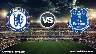 مشاهدة مباراة تشيلسي وايفرتون Everton Vs Chelsea بث مباشر بتاريخ 23-12-2017 الدوري الانجليزي