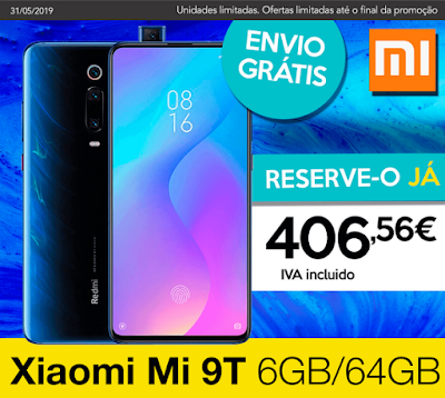 Xiaomi Mi 9T e 9T Pro