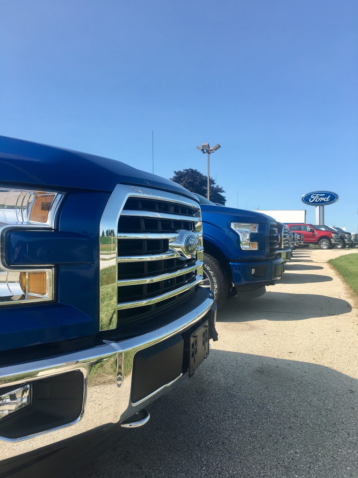 Van Horn Automotive Group Adds Ford Lomira to Family of