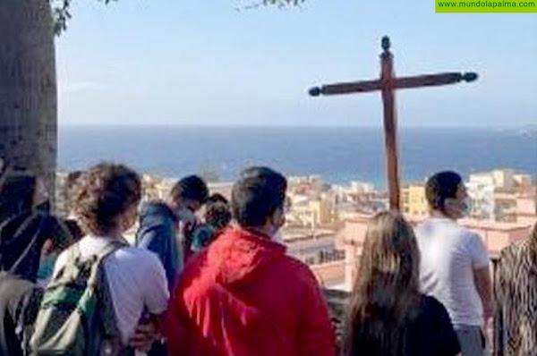 El proyecto educativo 'Conoce tu isla' moviliza a casi 300 estudiantes de La Palma