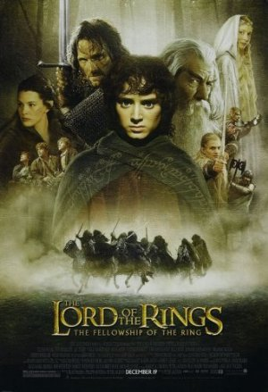 Film The Lord of the Rings: The Fellowship of the Ring (2001)