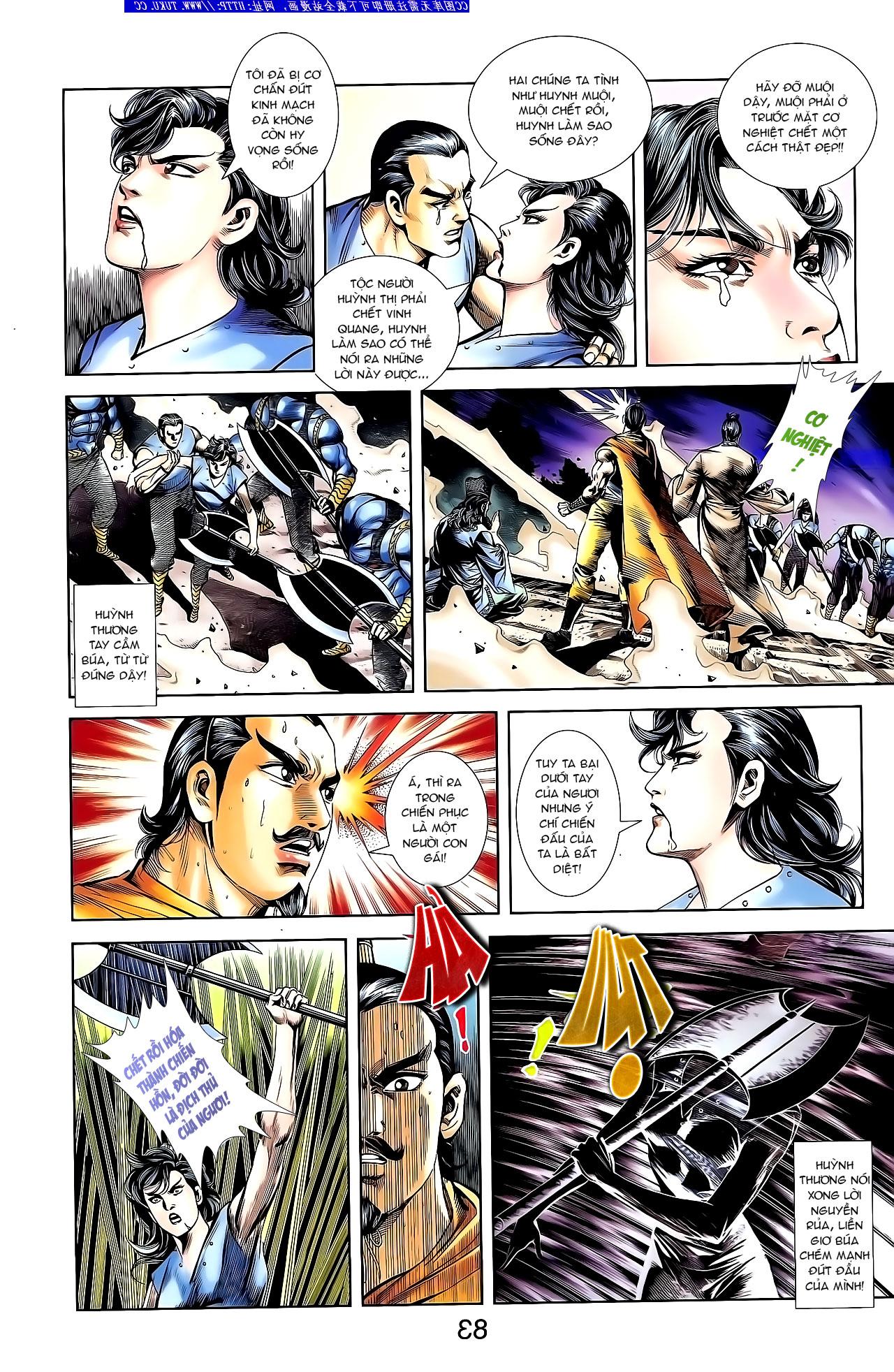 Cơ Phát Khai Chu Bản chapter 135 trang 9