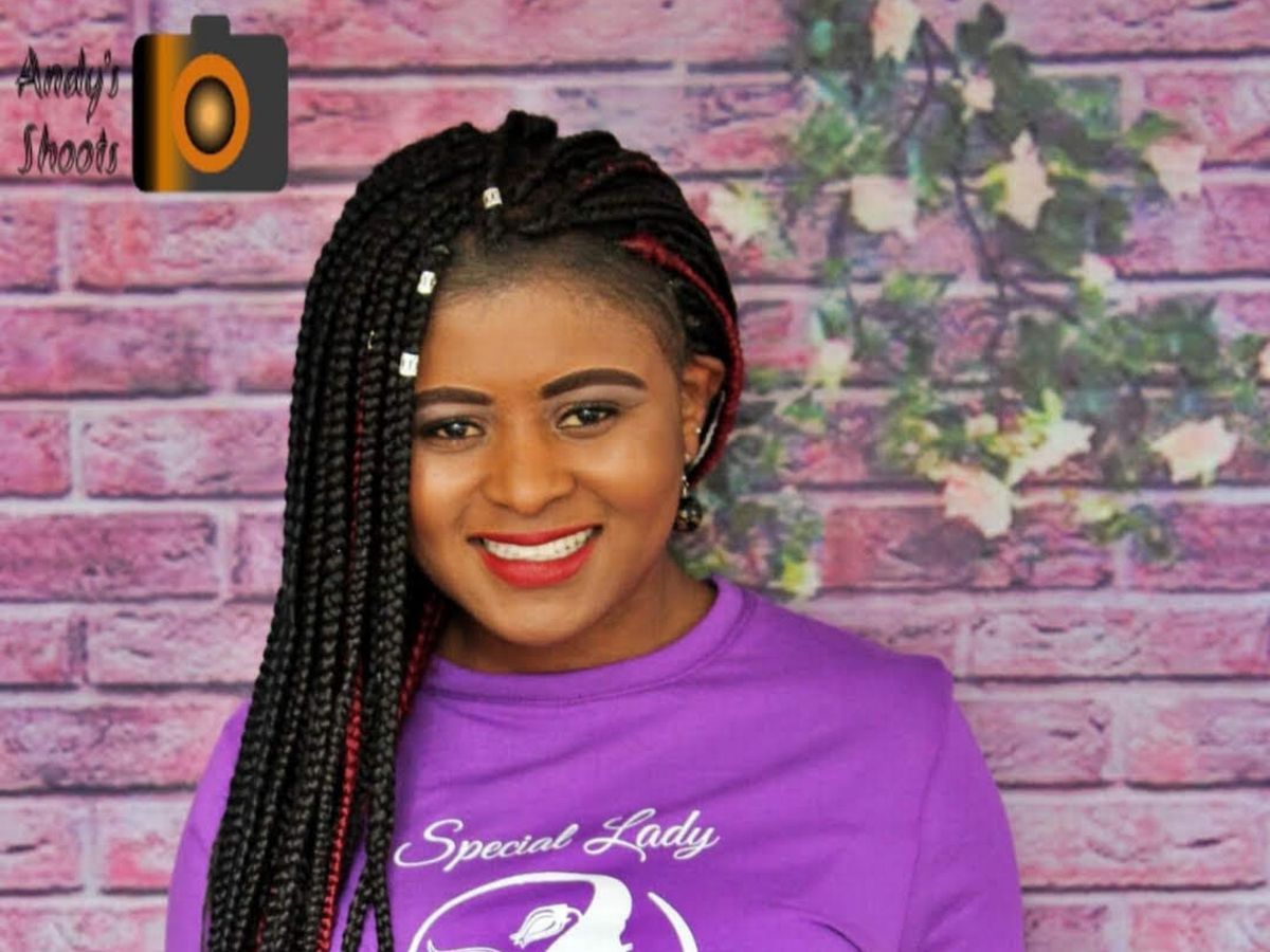 Meet the Beautiful Ghanaian Lawyer With two Uterus and Vag!na (Pictures)