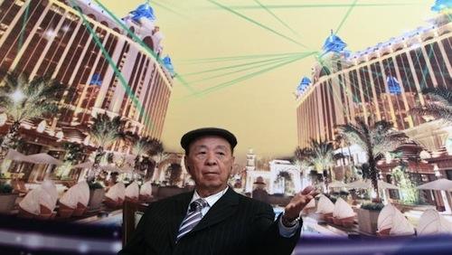 Lui Che-Woo, Berawal Hidup di Jalanan Menjadi Pemilik Perusahaan