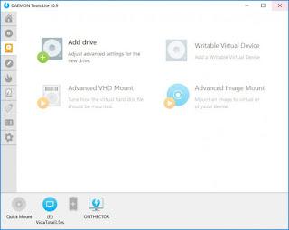 programa virtualizar cd y dvd daemon tools