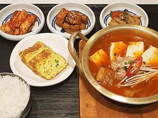 restoran korea di medan