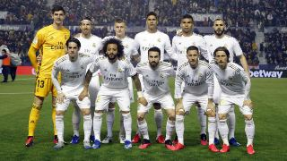 Real Madrid manager Zidane announces the squad to face Alaves in La Liga
