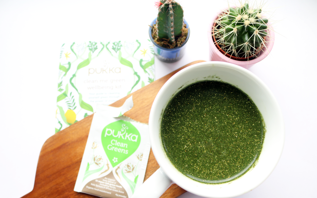 Pukka Clean Me Green Wellbeing Kit review
